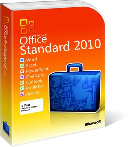 Microsoft-Office-2010-Standard