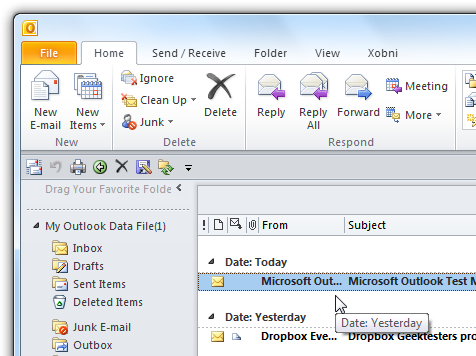 Outlook smileys 2010 email How To