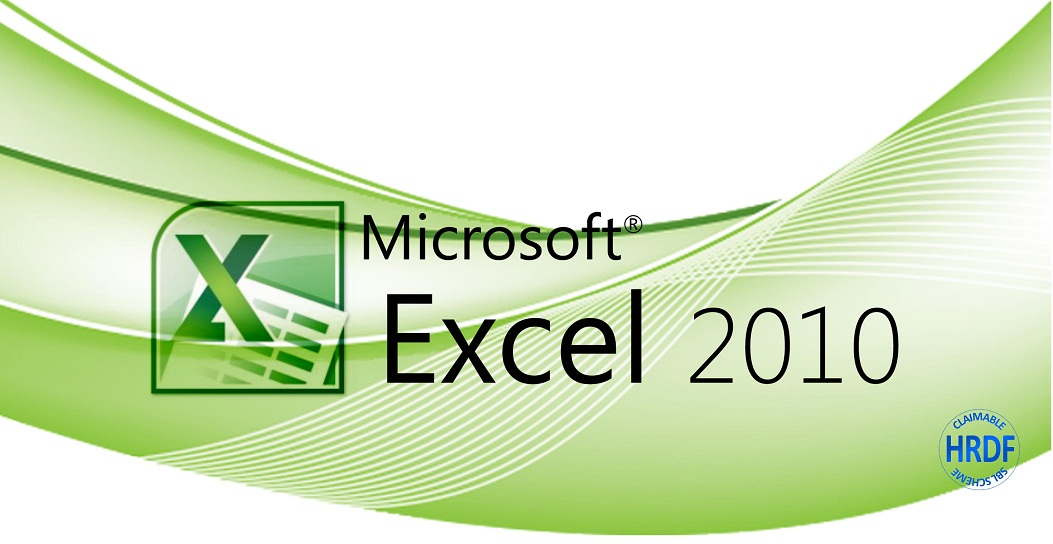 How to calculate date difference in Microsoft Excel 2010?